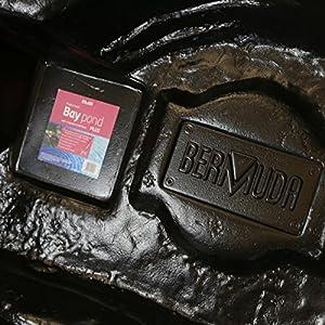Bermuda Pre-Formed Pond - Bay 460 litres