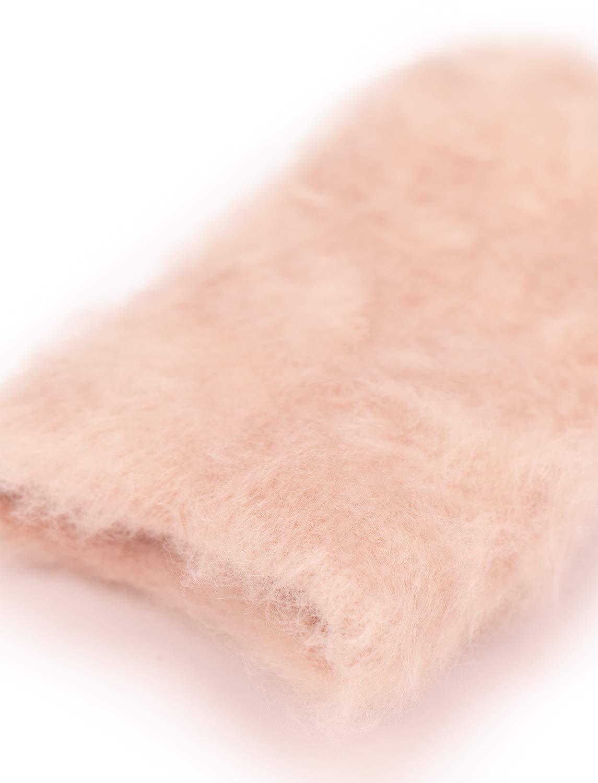Adorel Calcetines Termicos de Felpa para Bebé Niña Lote de 6 5