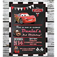 amazon co uk disney cars invitations party supplies toys games