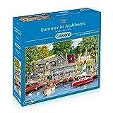 Été à Ambleside - Roberts Derek 1000 Piece Jigsaw Puzzle Gibsons