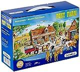 Produktbild von Beleduc 16208 - Bodenpuzzle Pony Farm