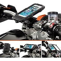 UltimateAddons–motociclo manubrio del telefono in 19–35mm e robuste custodia impermeabile per iPhone 64.7