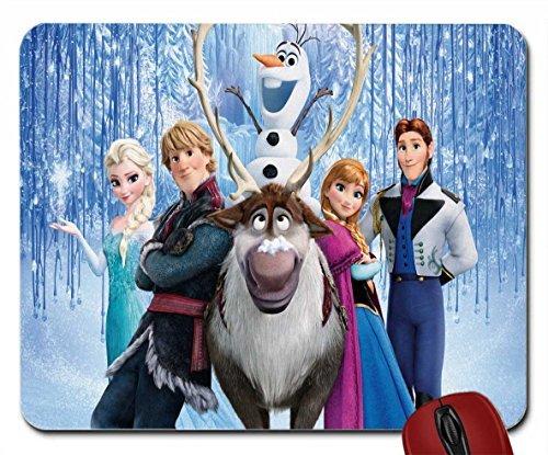 Frozen Disney Film Tapete Maus Pad Computer Mauspad