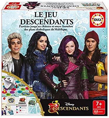 Educa - 16832 - Jeu Descendants