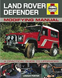 Land Rover Defender Modifying Manual: A Practical Guide to Upgrades