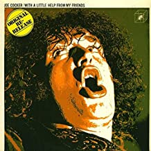 Joe Cocker - With A Little Help From My Friends - Cube Records - INT 126.301, Cube Records - 126.301