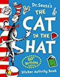 The Cat in the Hat Sticker Activity Book. 60th Birthday