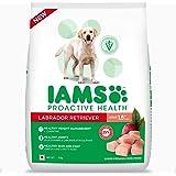 IAMS Proactive Health Adult Labrador Retriever Dogs (1.5+ Years) Super Premium Dog Food, 3Kg Pack