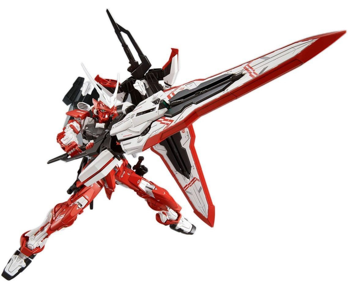 Mobile Suit Gundam SEED VS Astray: Gundam Astray Turn Red 1/100 ...