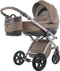 knorr-baby Kombi Kinderwagen Alive Pure