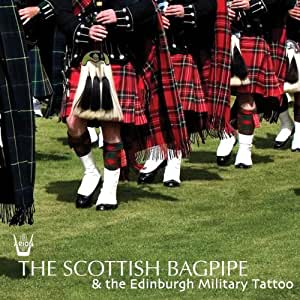 Der Schottische Dudelsack-Edinburgh Military T.