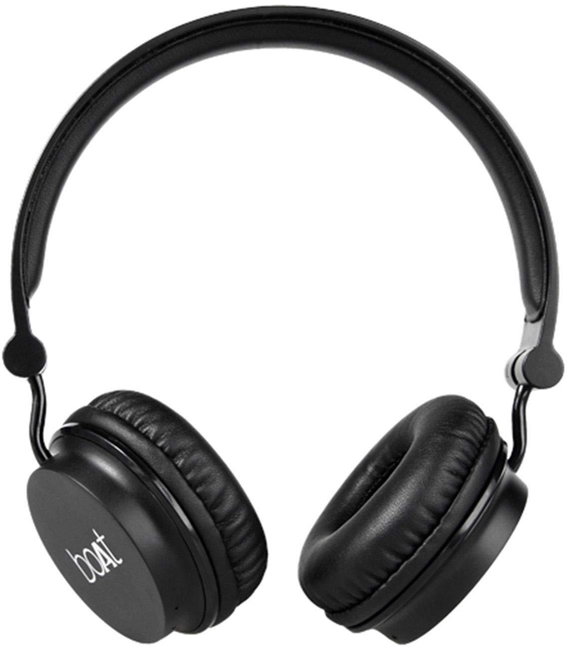 Boat Rockerz 400 On-Ear Bluetooth Headphones (50% OFF)