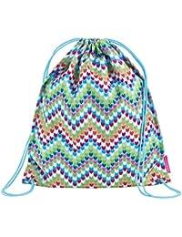 Agatha Ruiz De La Prada 16620 Bolsa Saco, Multicolor