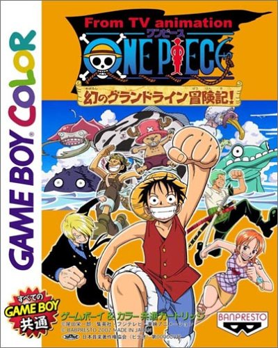 One Piece: Maboroshi no Grand Line [JP Import] Gameboy Color Japan-import
