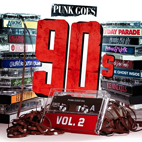 Punk Goes 90's: Vol. 2 [Explicit]