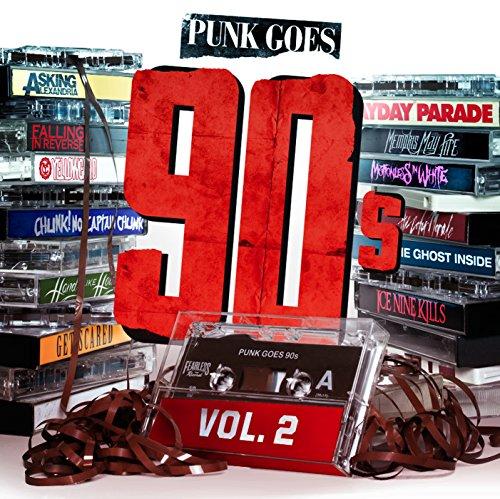 Punk Goes 90's: Vol. 2 [Explicit]
