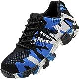 Oyedens Uomo Scarpe da Ginnastica Sportive Running Fitness Sneakers Traspiranti Outdoor Respirabile Mesh Casual Sneakers Scar