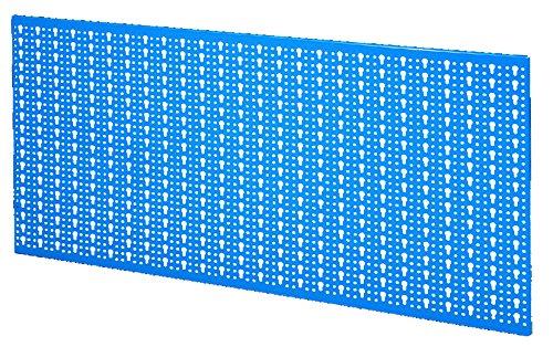 Sipa 579 pannello forato in lamiera verniciata, blu