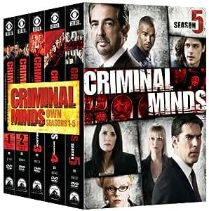 Criminal Minds: 5 Season Pack [DVD] [Region 1] [US Import] [NTSC]