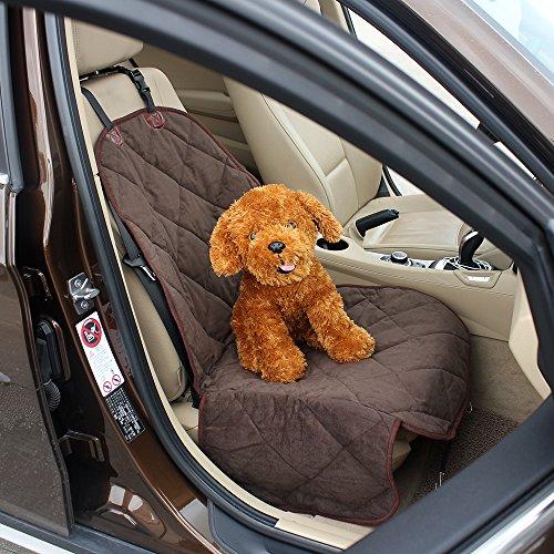 Pet Sitz Cover–Seat Displayschutzfolie für Cars Trucks SUV Beifahrersitz für Hunde wasserdicht mit Seite Schutz Nonslip