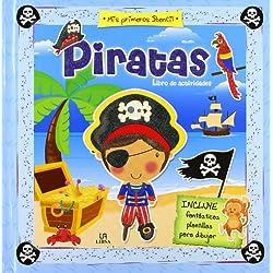 Piratas - Mis primeros stencil.