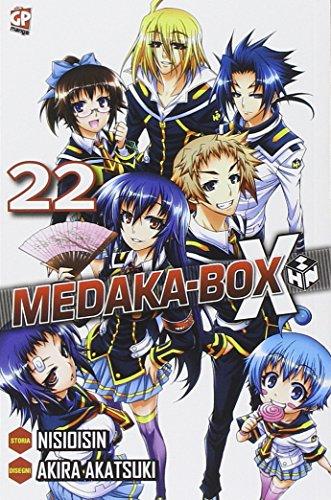 Medaka box: 22 Medaka box: 22 61VXPK6bnPL