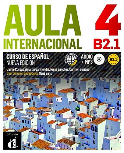 Aula internacional 4 B2.1 (1CD audio) par Jaime Corpas