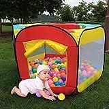 Mohoo Kinder Ball Pit Bällepool Playzelt Indoor Outdoor Wasserdichte Tuch Einfach Folding Hideaway Zelt