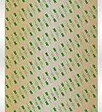 3M 467MP Transferklebstoff Klebstoff Film Transferklebeband Schilder Industrie 180x250mm