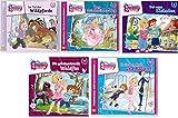 5 CDs - Prinzessin Emmy… und Ihre Pferde - Jeden Tag ein neues Abenteuer - CD 6-10 im Set - Deutsche Originalware [5 C