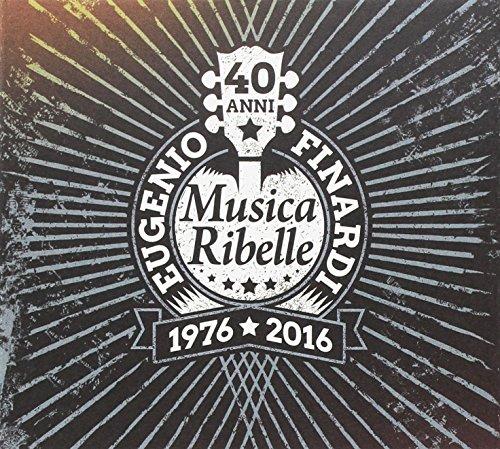 40 Anni di Musica Ribelle - box CD