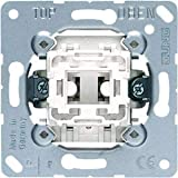 Wippschalter 10 AX 250 V, Jung 506U
