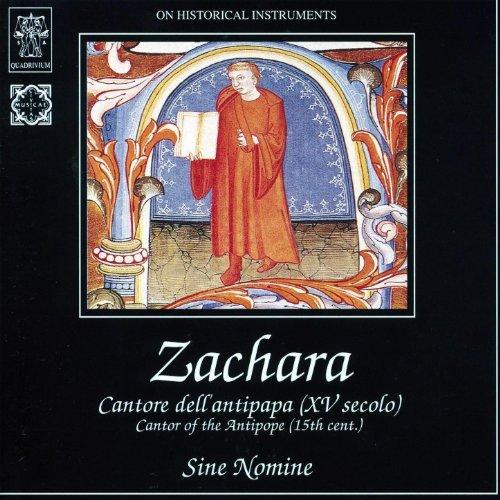 Zachara: Cantore dell'antipapa (XV secolo): On Historical Instruments (1450 Dell)
