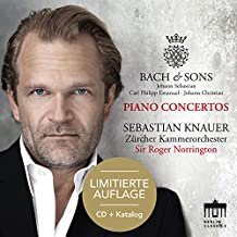 Bach & Sons-Piano Concertos-Sonderedition