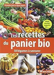 Les recettes du panier bio : 50 légumes à savourer