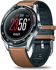 Volwco Zeblaze NEO Smart Watch, 1.3 Inch Color Screen IP67 Waterproof Heart Rate Sleep Monitor Smart Watch Sport Bracelet Fi