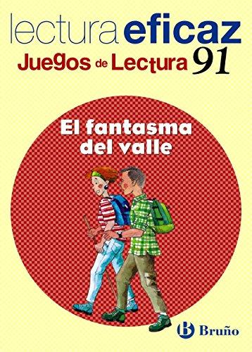 El fantasma del valle Juego Lectura (Castellano - Material Complementario - Juegos De Lectura) - 9788421657492 por Ángel Alonso Gracia