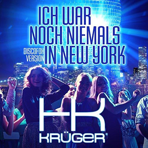 HK Krüger - Ich war noch niemals in New York