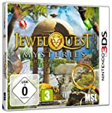 Jewel Quest Mysteries 3 - The Seventh Gate - [Nintendo 3DS]