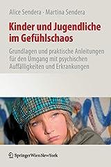 Kinder und Jugendliche im Gefühlschaos: Grundlagen und praktische Anleitungen für den Umgang mit psychischen Auffälligkeiten und Erkrankungen Taschenbuch