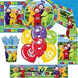 Teletubbies Ultimate Kit Fiesta para 8