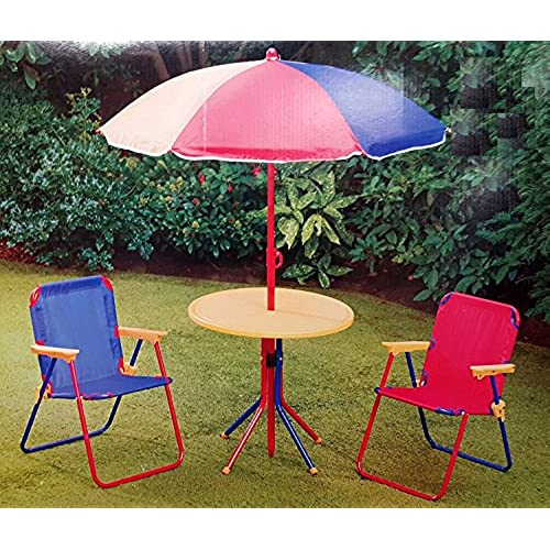 4 PIECE CHILDRENu0027S PATIO SET