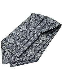 Panegy Herren Krawattenschal Ascotkrawatte Schal Fashion Gentleman Cravat Ties