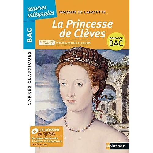 By Lucio Canistrelli: La Princesse De Cl Ves Bac 2020 Parcours