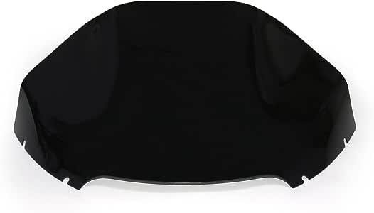 Areyourshop Pare-brise de car/énage 33 cm pour Road Glide FLTRR 2014-2017