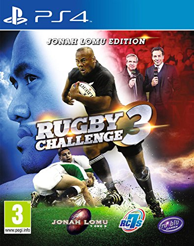 Rugby Challenge 3 Jeu PS4