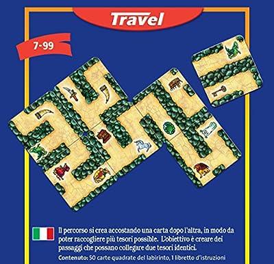 Ravensburger Italy 234134–Kiki Ricky Travel