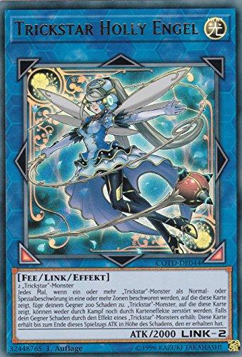 COTD-DE044 - Trickstar Holly Engel - Ultra Rare - Yu-Gi-Oh - Deutsch - 1. Auflage - LMS Trading