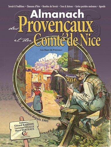Almanach des Provençaux et du Comté de Nice 2016