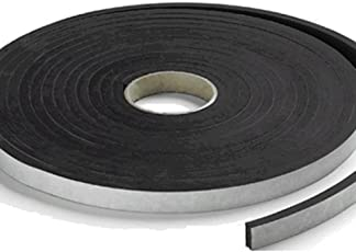 Bapna Single Sided Gasket Tape 12 mm Width x 6 mm thick x 5 meter length